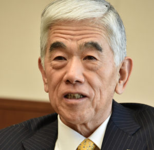 Toray President Discusses Company Goals Ahead of 2020