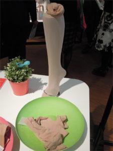 Asahi Kasei Looks to Use Cupro Fiber for Entry Into Legwear Business