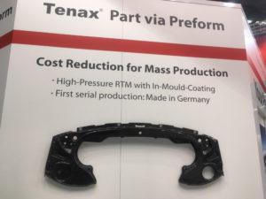 Porsche Race Car to Use Teijin's CFRP Technology