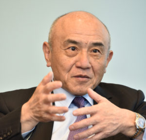 Mitsubishi Chemical President Outlines Plans and Prospects for Newly Merged Company